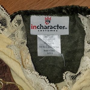 In Characher Other - In Character costume dress